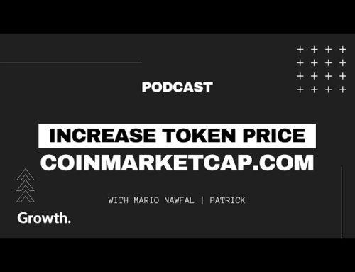 Increase Your Token Price On CoinMarketCap.com   Token Revival